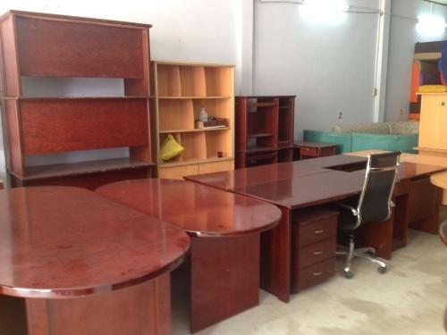 Thanh lý bàn ghế văn phòng tại Đống Đa