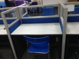 Thanh lý bàn ghế văn phòng tại cầu giấy