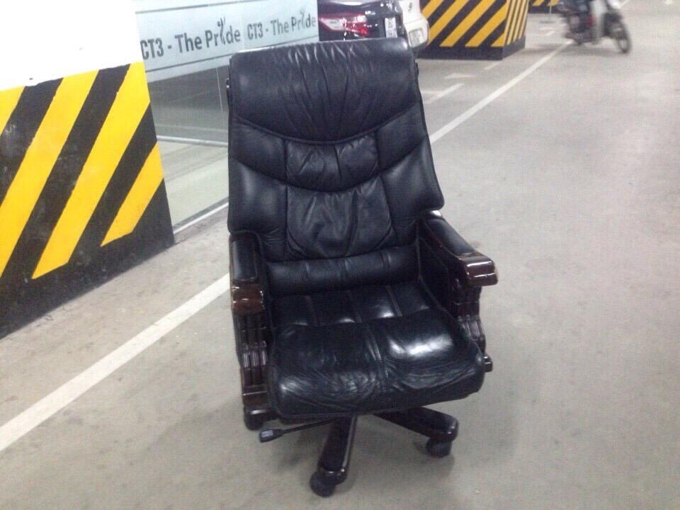 thanh lý ghế giám đốc