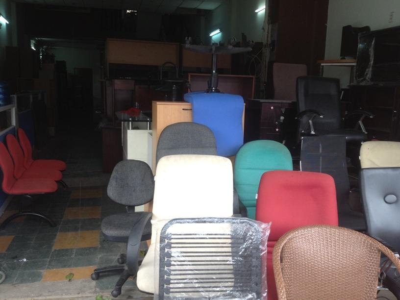 Bàn ghế thanh lý Hà Nội của Duy Phát