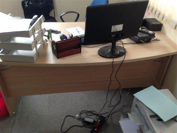 Dịch vụ thanh lý bàn ghế văn phòng của Duy Phát