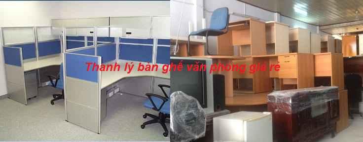 Duy Phát thanh lý bàn ghế văn phòng giá rẻ tại Hà Nội