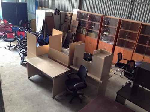Chuyên mua bán thanh lý bàn ghế văn phòng tại Hà Đông