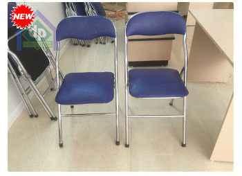 - Thanh lý ghế gấp lưng thấp mới 90% giá thanh lý 150k1