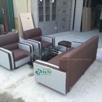 Thanh lý sofa văng Nhật bọc nỉ 1m8 mới 100% (SFN4000)
