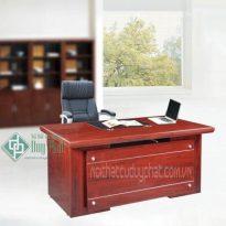 Thanh lý bàn giám đốc mẫu ET 80x1m6 hình chữ nhật (BGD1800)