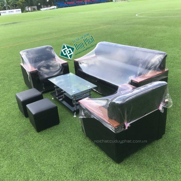 Thanh lý bộ sofa da kiểu Nhật mới 100% giá rẻ (SFN3000)
