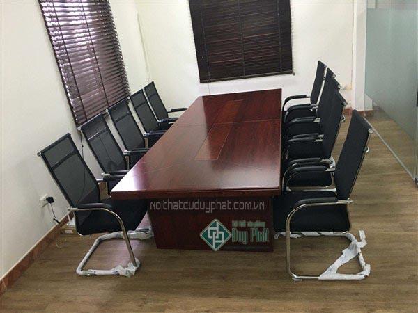 Địa chỉ thanh lý bàn ghế văn phòng Long Biên uy tín