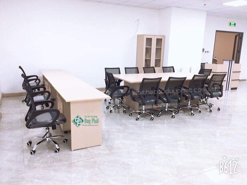 Duy Phát Setup ghế xoay văn phòng