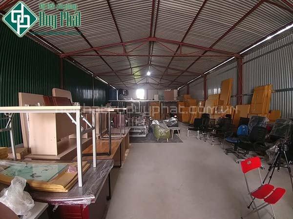 Thanh lý bàn ghế văn phòng Long Biên uy tín chất lượng