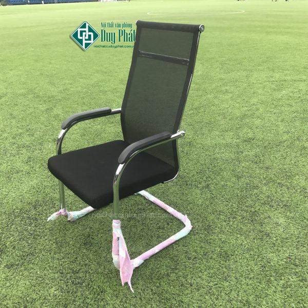 Mẫu thiết kế ghế chân quỳ chất liệu da sang trọng