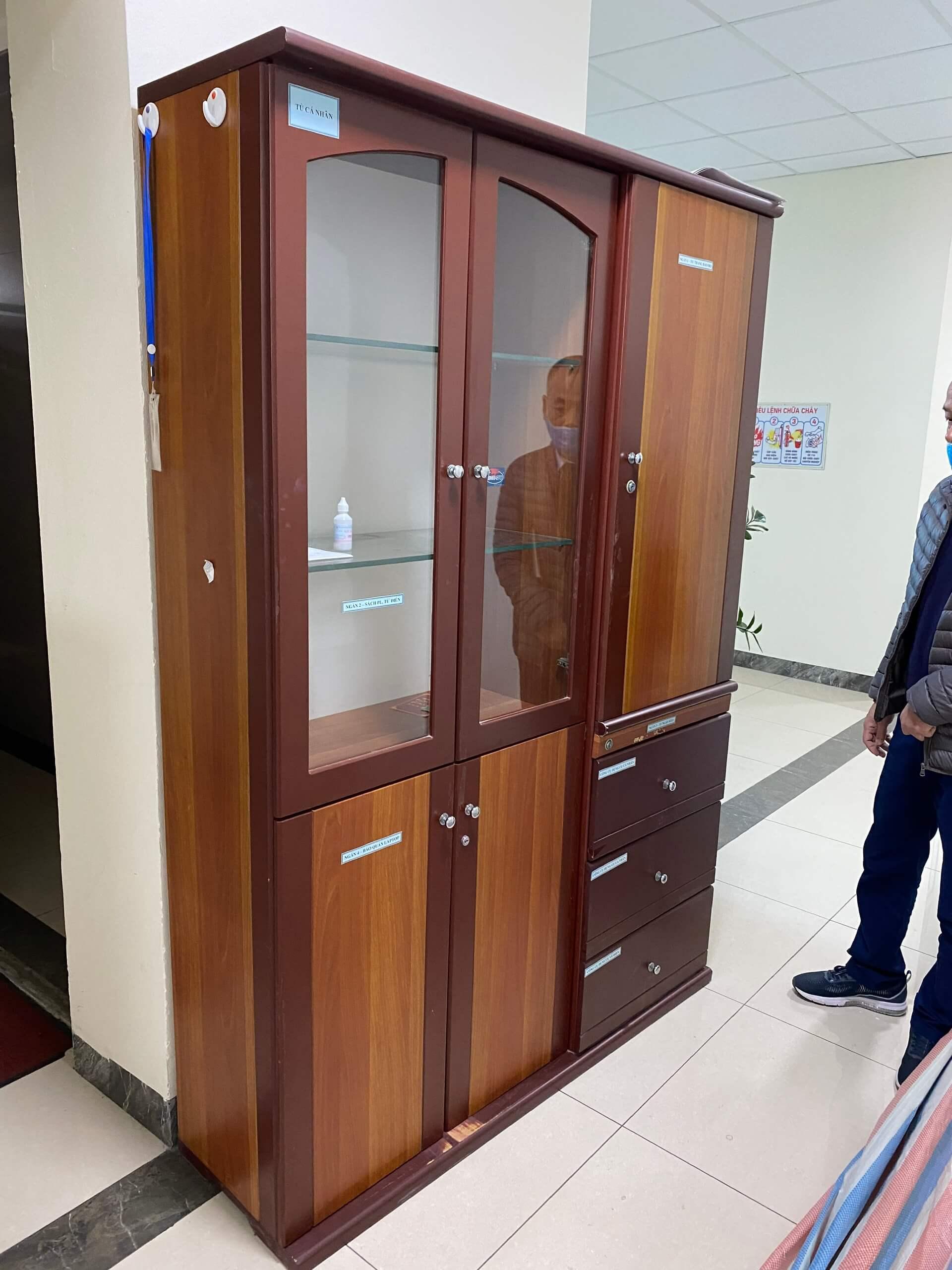 Thanh lý tủ văn phòng Hà Đông giá rẻ   Mới 100%