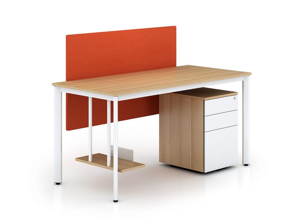 Tổng hợp 10 mẫu bàn làm việc Đẹp Nhất năm 2019 - 3