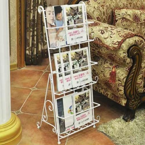 Tổng hợp các mẫu kệ để tạp chí văn phòng, khách sạn đẹp