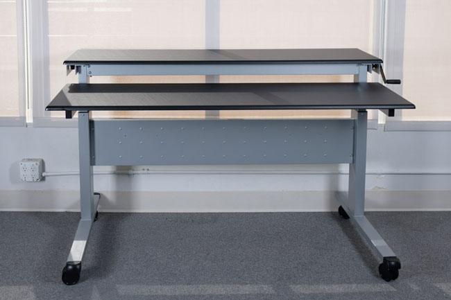 Các mẫu bàn làm việc điều chỉnh độ cao bạn không lên bỏ qua